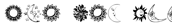 Fonte Sun and Moon