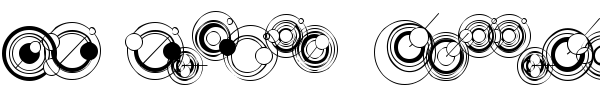 Fonte WS Simple Gallifreyan
